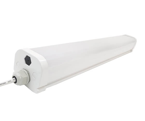 TPC65 V4 plastic led triproof light