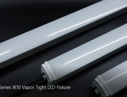 Introduction of HonLIGHT Enduro Series IK10 Vapor Tight LED Fixture