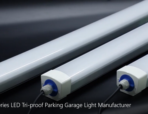 Who is HonLIGHT Macro Series LED Tri-proof Parking Garage Light?